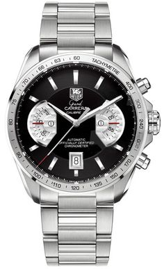 CAV511A.BA0902 Tag Heuer Grand Carrera Calibre 17 Cronografo automatico 43 mm