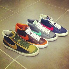 newest 749fd 2b252  blazer  sb nike paulBrown stussy zooyork kicks sneakers