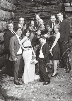 Crazy wedding pic