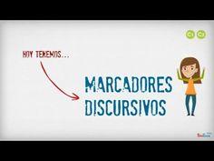Marcadores discursivos -- via ProfeDeELE.es. Un excelente vídeo con ejemplos muy claros y divertidos!