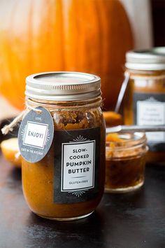 Crockpot Pumpkin Butter | Evermine Occasions | www.evermine.com