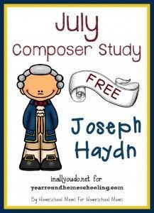 """This month's composer study is Joseph Haydn, the """"Father of Classical Music"""" and composer of """"Claire de Lune"""". Piano Lessons, Music Lessons, Johann Bach, Classical Music Composers, Classical Guitar, Music Lesson Plans, Music Activities, Preschool Music, Music Classroom"""