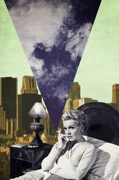 ::B L O G H I S T A P E R C A S O::: Julia Geiser :: Digital Collages