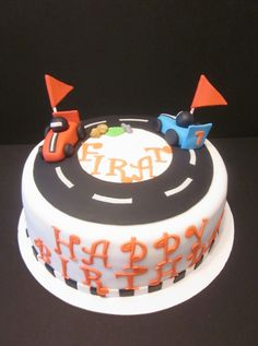 Boys 6th Birthday Cake