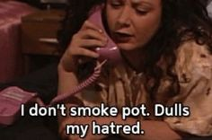 "18 Times Darlene From ""Roseanne"" Was The Ultimate Badass"