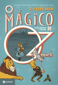 """O clássico """"O Mágico de Oz"""" continua, mesmo nos dias de hoje, a nos dar a fantasia de que precisamos para seguir em nosso dia-a-dia. Será que além de algum arco-íris terá algo especial para você ou para mim? Se acreditarmos, com certeza terá. Eu acredito. http://obviousmag.org/epifania/2015/o-fantastico-mundo-de-l-frank-baum.html"""