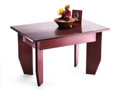 Contemporary Coffee Table -site has basic furniture plans Woodworking Box, Beginner Woodworking Projects, Woodworking Magazine, Popular Woodworking, Coffee Table Plans, Small Coffee Table, Coffee Table Design, Building Furniture, Furniture Plans
