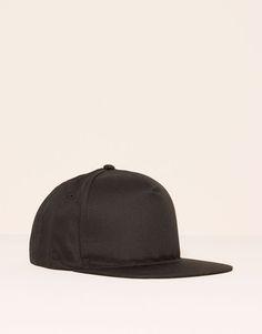 6b4541b159a45 Pull Bear - bărbați - accesorii - şepci şi pălării - şapcă de baseball -  negru - 05831500-V2017
