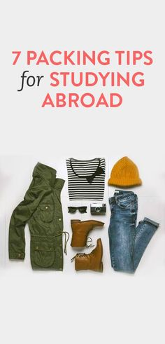 Everything you need to know about packing for your semester abroad!