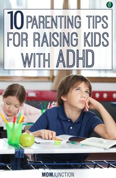 10 Parenting Tips For Kids With ADHD