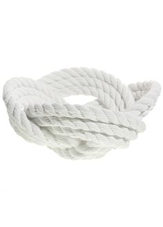 L:C Staff Faves | Areaware Knotted Rope Bowl