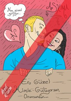 Evlilik Teklifi | Karikatürlü Kitap  #ozelcizim #karikatur #evlilik #evlenmeteklifi #married #marry #surpriz #hediye #kadin #erkek #man #woman #love