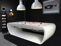 Snooker-Modern-in-a-contemporary-room. #interiordesign #luxuryfurniture. For More News: www.bocadolobo.com/blog