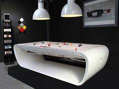 Snooker-Modern-in-a-contemporary-room. #interiordesign #luxuryfurniture. For More News: www.bocadolobo.com/blog