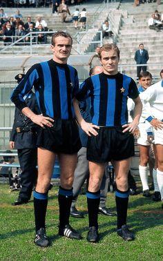 8 ottobre 1967, San Siro, MilanoSandro e Ferruccio Mazzola