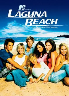 """Laguna Beach, tv show. Absolutely loved this show! If you don't know aleady, There was a series called """" the hills"""" that aired on mtv that had Lauren Conrad in it as well as Lo and others! Check it out, it was amazing too! Laguna Beach Season 1, Laguna Beach Cast, Movies Showing, Movies And Tv Shows, Film Serie, Reality Tv, Back In The Day, Favorite Tv Shows, Favorite Things"""