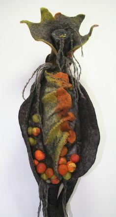 Amazonian Pod by Pamela MacGregor