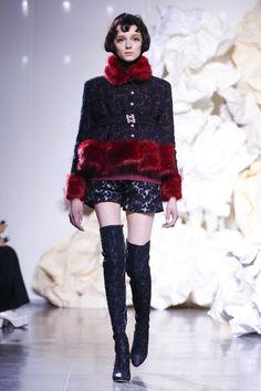 Ryan Lo Ready To Wear Fall Winter 2015 London