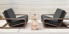 Weathered Teak Outdoor Furniture