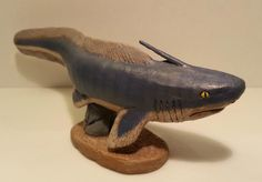 Paleo-Creatures Xenacanthus