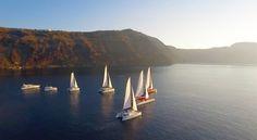 ***Sunset Oia, Sailing Cruises, Santorini***