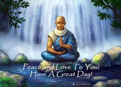Peace and Love To You! Have a great day! Namaste <3 - http://ift.tt/1oNRVdq