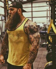"kinky-beards: "" The Kinkyest choice of Bearded men >9600 Beards >8400 Beard Addicts """
