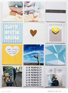 Weekend Spread - Cirque PL Kit (+ Printables) by AllisonWaken at @studio_calico