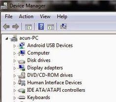 Apollo Cell: Cara Backup Firmware Advan E1C+ dengan MDT