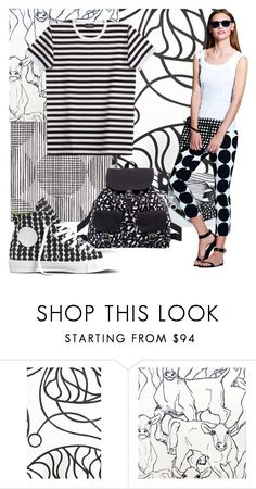 """""""Prints"""" by bambi-52 ❤ liked on Polyvore featuring Marimekko"""