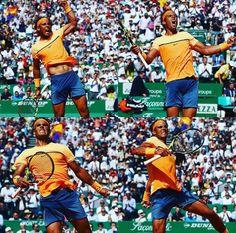 Monte Carlo 2016 -100th career final - Rafael Nadal