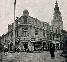 Cuartel de General de Bomberos 1900