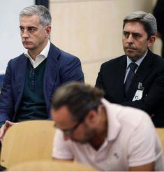 Ricardo Costa denuncia presiones de Francisco Camps para que no confiese en el juicio de Gürtel