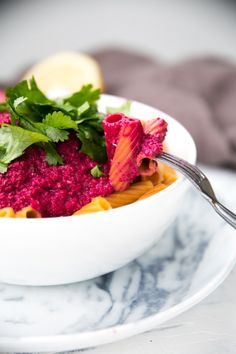 vegan-beetroot-pesto-with-gluten-free-chickpea-pasta_-6