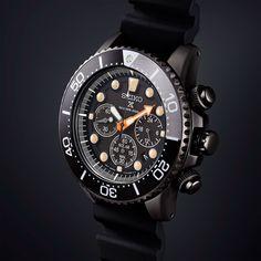 Seiko Prospex Black Series SSC673