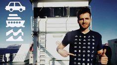 Iconospeak, la maglietta per comunicare all'estero creata da George Horn e Florian Nast per risolvere il problema della lingua.