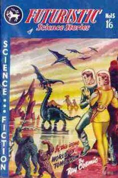 Futuristic Science Stories 15