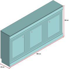H galo usted mismo c mo construir un cobertizo de - Como hacer un mueble para tv ...
