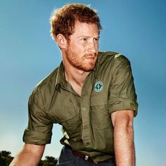 Prince Harry is known for being an activist, but one project that's particularly close to his heart is his work with African Parks. The famous royal recently Prince Harry Of Wales, Prince William And Harry, Prince Harry And Megan, Prince Henry, Harry And Meghan, Prince Charles, Gavin Rossdale, John Legend, Eddie Redmayne