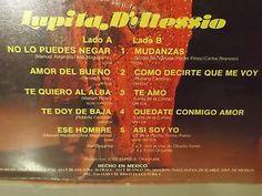 """Lupita Dalessio """"No lo puedes negar"""" Amor del Bueno"""" LP SEALED NEW   eBay"""