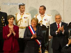 Cauquenesnet.com #DiaNoticias: Michelle Bachelet asume la presidencia de Chile en...