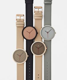 6a5befe5058 Minimal watch collection by I Love Ugly