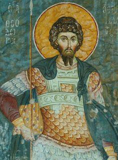 Frescele lui Alexandru Soldatov (Partea a Byzantine Art, Byzantine Icons, Orthodox Icons, Roman Catholic, Ancient History, Fresco, Christianity, Saints, Workshop
