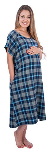 Designer Hospital Maternity Delivery/Birthing/Labor Gown ... https://www.amazon.com/dp/B00V58NRPG/ref=cm_sw_r_pi_dp_jUFyxbCG9B0MC