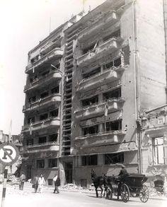 British American, Rare Photos, Romania, Architecture, Memories, 1940s, Anna, Bucharest, Arquitetura
