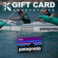 Win a $500 Patagonia Gift Card http://swee.ps/kzPUwraI 11/30