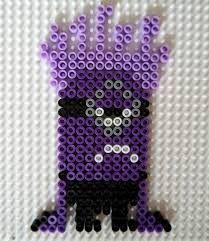 Resultado de imagen de hama beads minions
