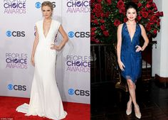 FAB Fashion: Take the Plunge like Taylor Swift and Selena Gomez to Show Him What He's Missing