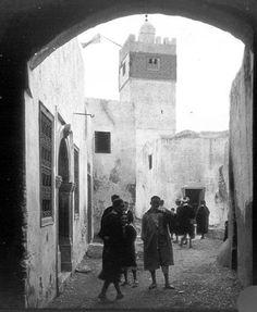 Minaret de la Gde Mosquée d'Hammamet