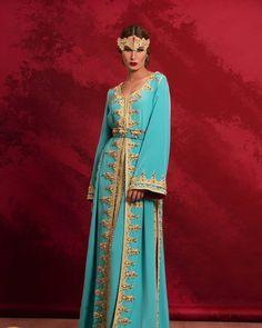 "167 mentions J'aime, 7 commentaires - Amal Belcaid (@amalbelcaid_officiel) sur Instagram: ""#kaftan#caftan #moroccandesign #moroccandesigner…"""